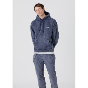 Kith Williams III Hoodie - Washed Navy Image 2