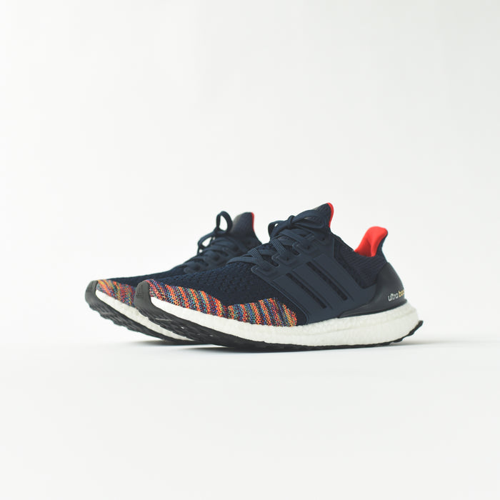 adidas Originals UltraBoost - Navy / Multitoe