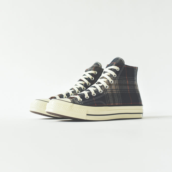 Converse Chuck Taylor 70 High -  Navy / Terracotta Red / Egret