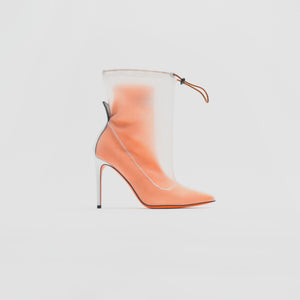 Heron Preston WMNS Neoprene Bootie - Orange Image 1