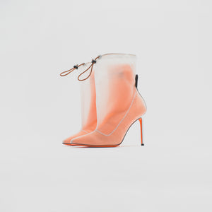 Heron Preston WMNS Neoprene Bootie - Orange Image 4