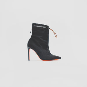 Heron Preston WMNS Neoprene Bootie - Bordeaux / Black Image 1
