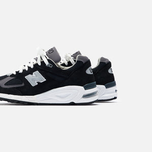 New Balance 990 Heritage - Black / Pewter / Grey
