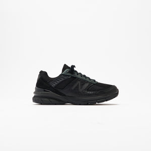best service 5b626 25b45 New Balance x Engineered Garments 990 V5 - Black - 9.5