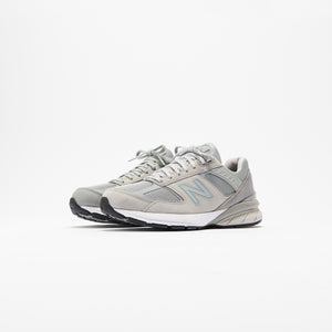 the latest 549b9 c8401 New Balance x Engineered Garments 990 V5 - Grey - 10.5