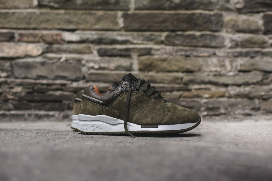 New Balance ML2016 Decon - Moss Green / Grey