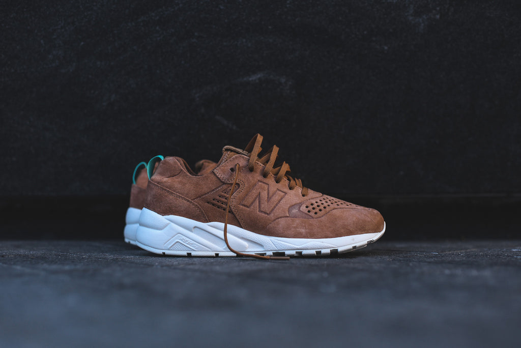 low cost 0cb13 a7199 New Balance Deconstructed 580 - Brown
