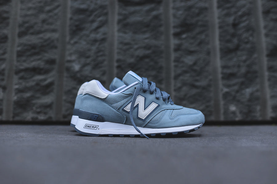 New Balance M1300 Distinct - Slate Blue / White