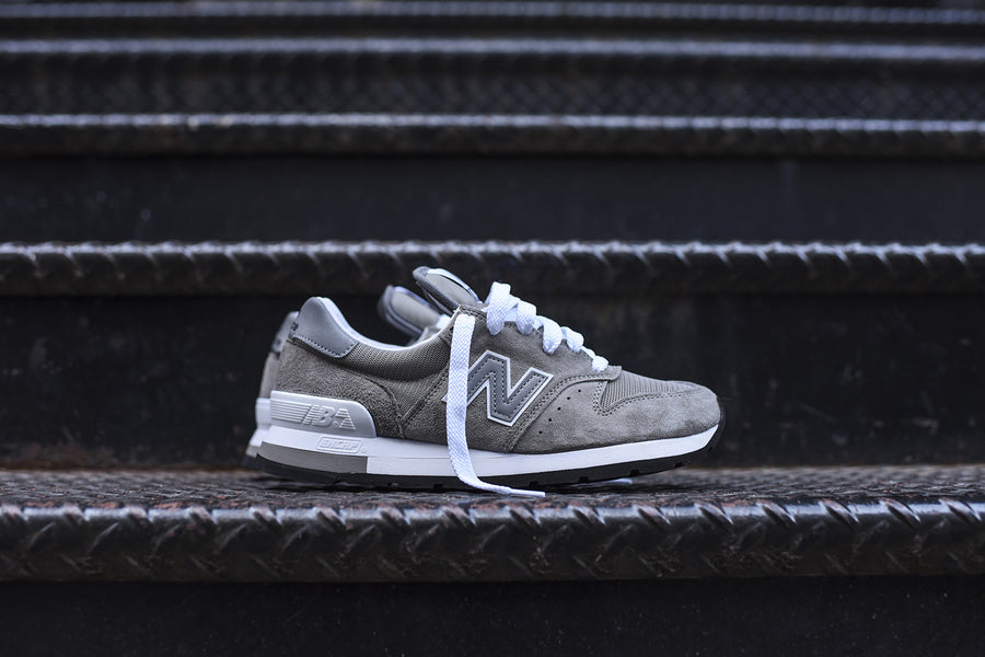 New Balance 995 OG Made in USA - Grey / White