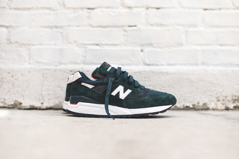 New Balance M998 Exploration - Green