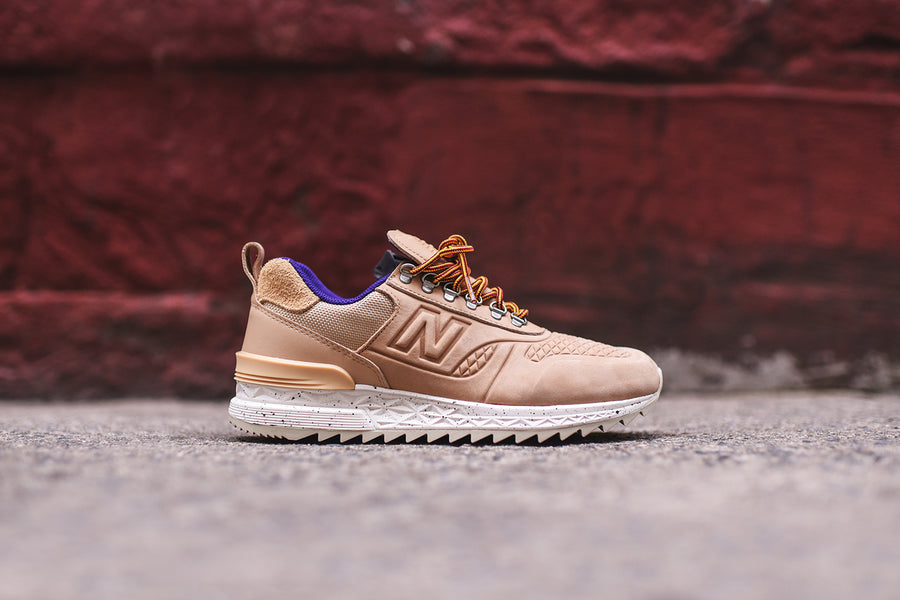 New Balance Trailbuster AT - Dune / Plum