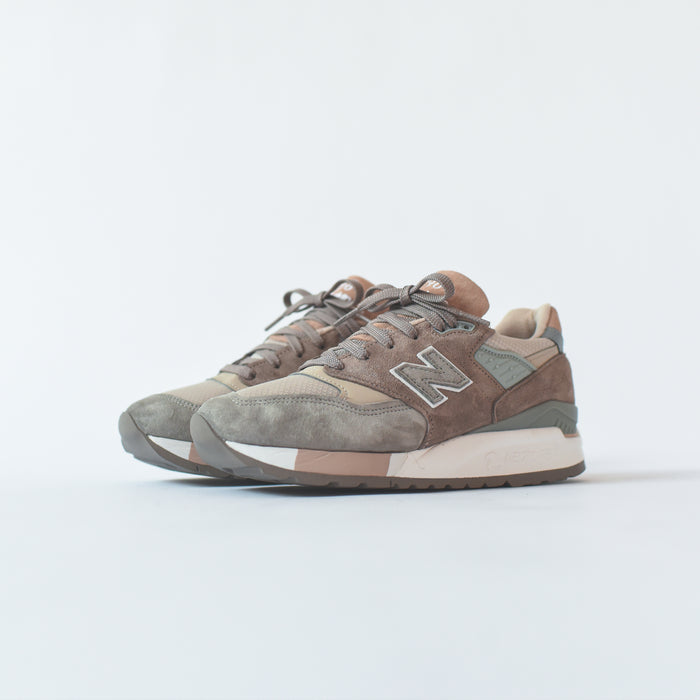 New Balance WMNS MIUSA 998 - Grey