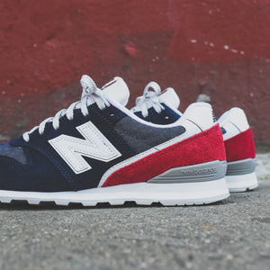 New Balance WMNS 996 - Eclipse / Scarlet