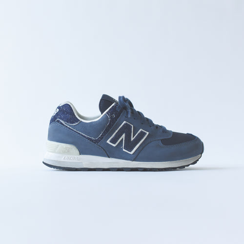 New Balance Invincible ML574 - Navy