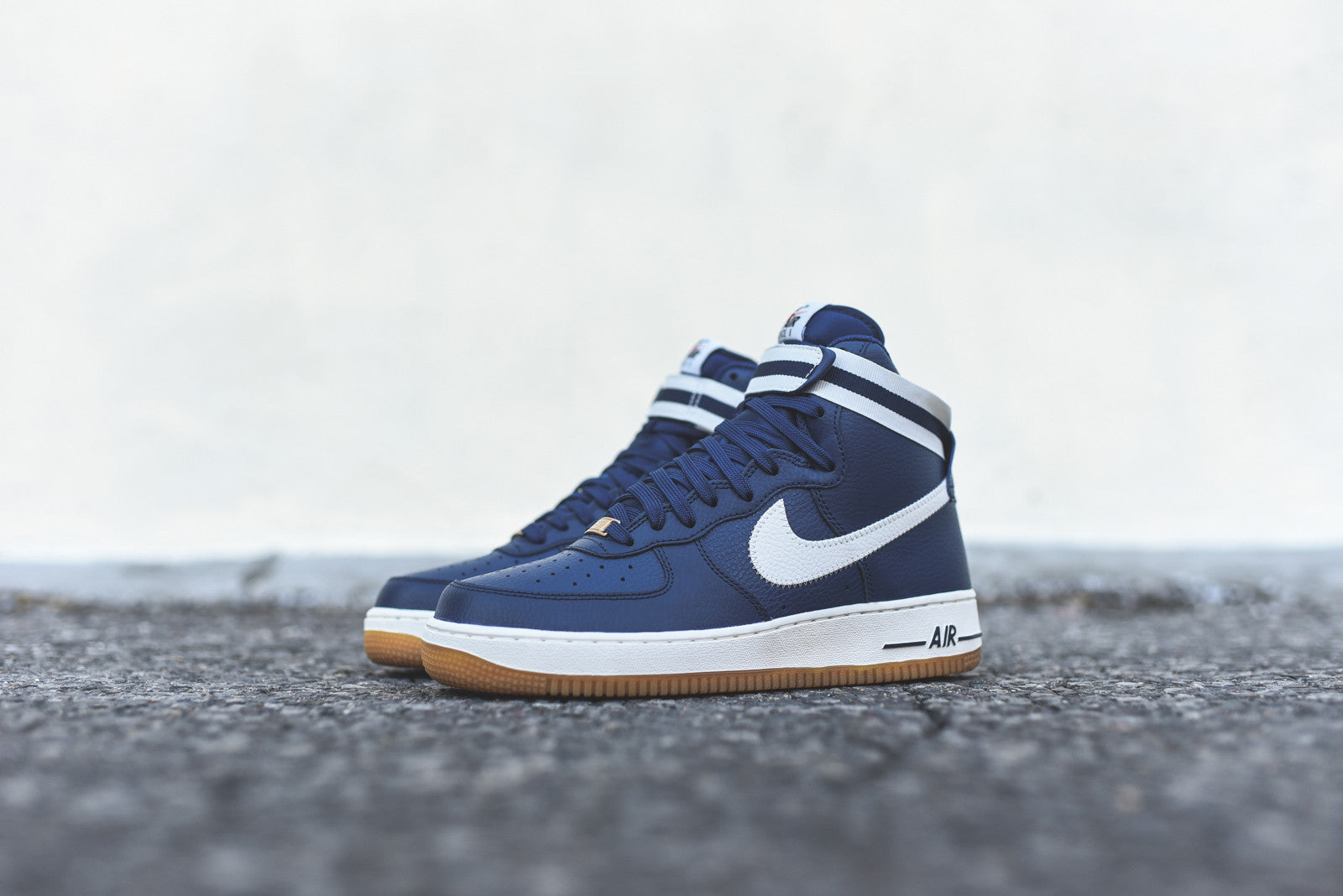 Nike Air Force 1 Hi '07 - Coastal Blue