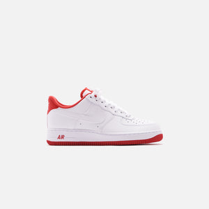 Nike Air Force 1 '07 Low - White / University Red