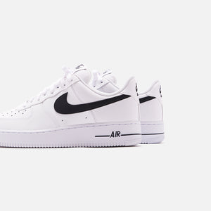Nike Air Force 1 '07 Low - White / Black