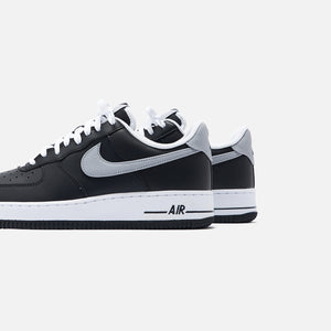 Nike Air Force 1 '07 LV8 Low - Black / Wolf Grey / White Image 4
