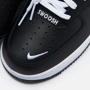 Nike Air Force 1 '07 LV8 Low - Black / Wolf Grey / White Image 6