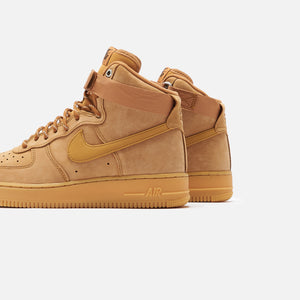 Nike Air Force 1 '07 High - Flax Image 6