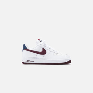 air force 1 maroon
