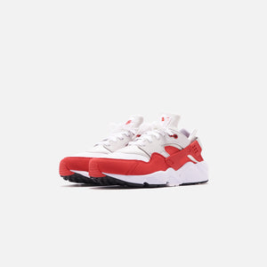 Nike Air Huarache Run DNA - White / University Red Image 2