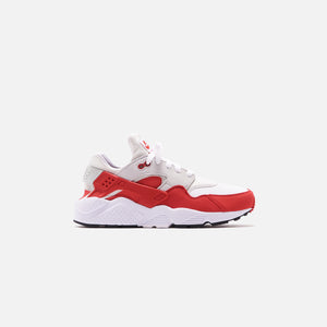 Nike Air Huarache Run DNA - White / University Red Image 1