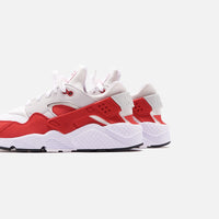 Nike Air Huarache Run DNA - White / University Red Thumbnail 4
