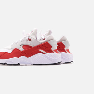 Nike Air Huarache Run DNA - White / University Red Image 4