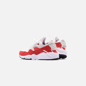 Nike Air Huarache Run DNA - White / University Red Image 5
