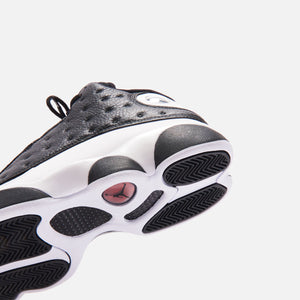 Nike Air Jordan 13 Retro - Black / Gym Red / White Image 4