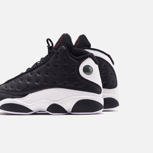 Nike Air Jordan 13 Retro - Black / Gym Red / White