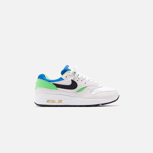 Nike Air Max 1 DNA - White / Black / Royal Blue / Scream Image 1