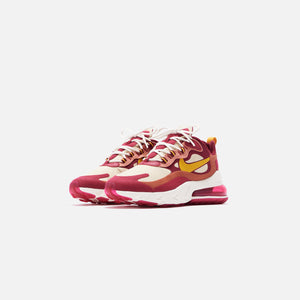 Nike Air Max 270 React - Red Image 3
