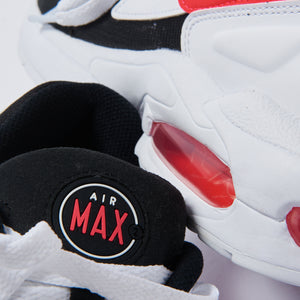Nike WMNS Air Max 2 Light - Black / Red Orbit / White