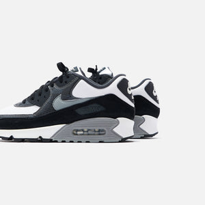 Nike Air Max 90 - White / Particle Grey / Anthracite Image 4