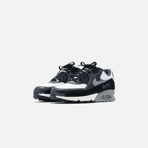Nike Air Max 90 - White / Particle Grey / Anthracite Image 3