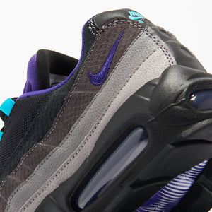 Nike Air Max 95 LV8 Black Court Purple Teal Nebula 7