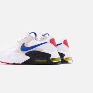 Nike Air Max Excee - White / Hyper Blue / Bright Cactus