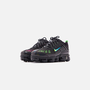 Nike Air VaporMax 360 - Black / Pink Blast / Off-Noir / Green Strike Image 3