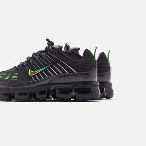 Nike Air VaporMax 360 - Black / Pink Blast / Off-Noir / Green Strike Image 5