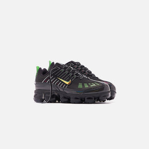 Nike Air VaporMax 360 - Black / Pink Blast / Off-Noir / Green Strike Image 2