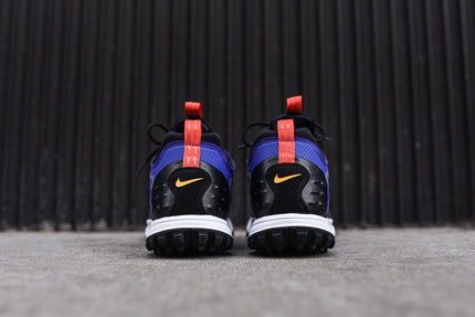 Nike Air Zoom Albis '16 SP - Black / Taxi Concord / Chile Red