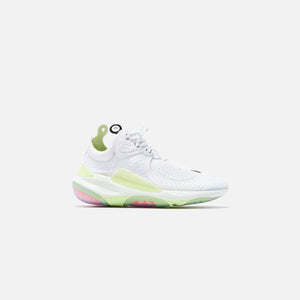 Nike Joyride CC3 Setter - White / Black / Barely Volt / Total Crimson