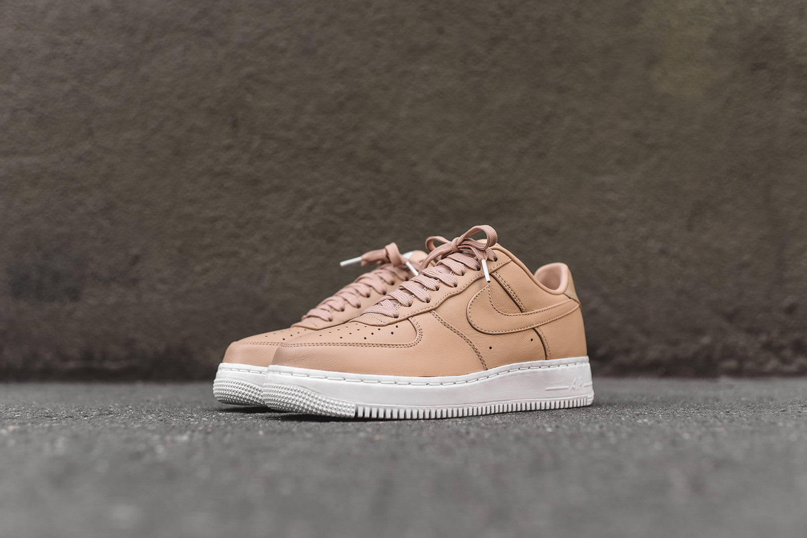 NikeLab Air Force 1 Low - Vachetta Tan