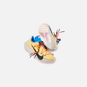 Nike x Off-White WMNS Vapor Street - Tour Yellow / Black / Light Bone