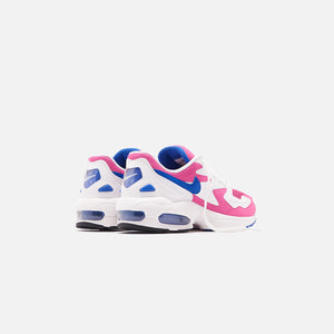 Nike WMNS Air Max 2 Light - Summit White / Hyper Royal / Cosmic Fuchsia