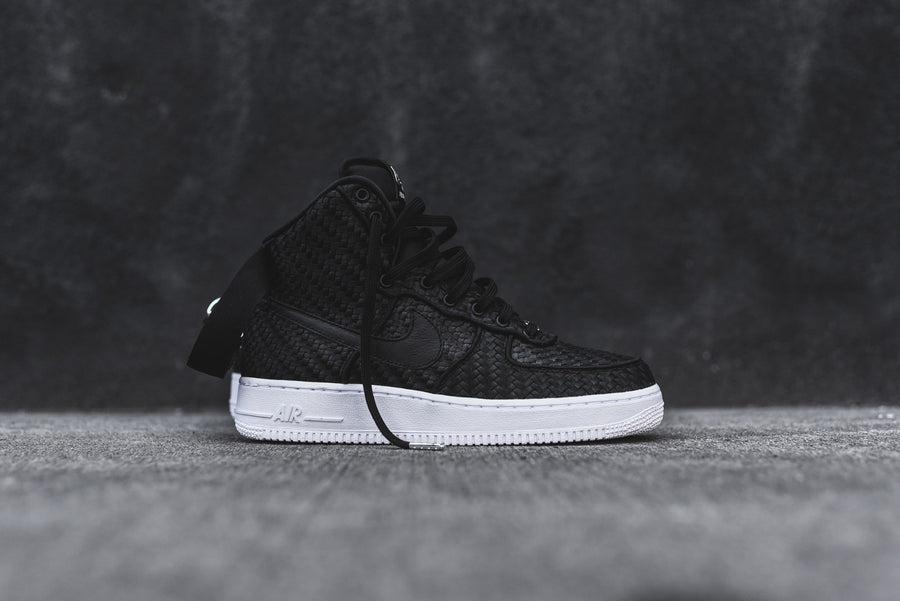 Nike Air Force 1 High '07 LV8 Woven - Black