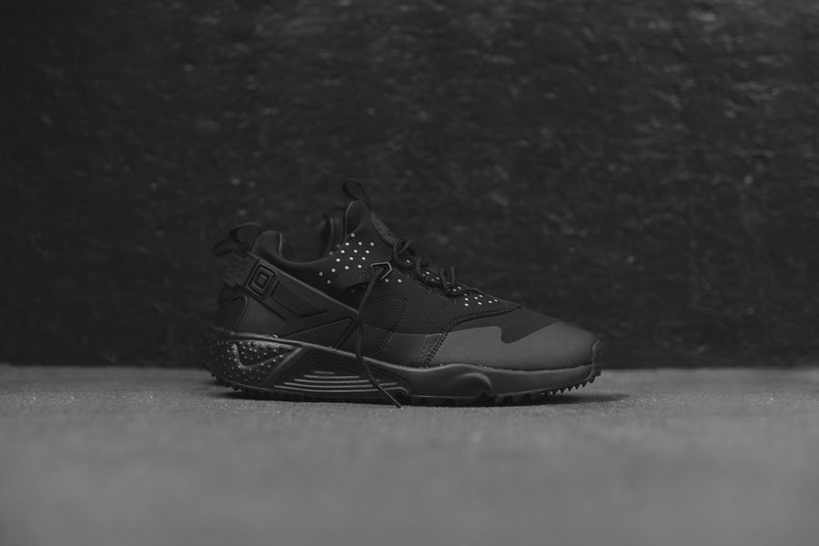 Nike Air Huarache Utility - Black