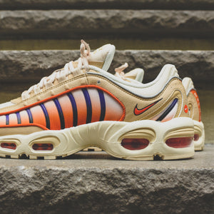 Nike Air Max Tailwind IV - Desert Ore / Team Orange / Campfire
